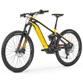 Mondraker Level R Black/Yellow/Orange